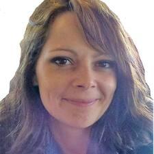 Muriel felhasználói profilja