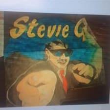 Perfil do utilizador de Stevie