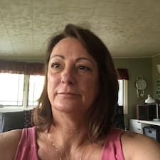 Cheri felhasználói profilja