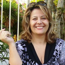 Silvia Cristina felhasználói profilja