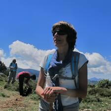 Agnès felhasználói profilja