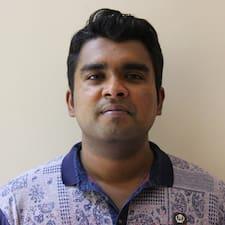 Profil utilisateur de Prashanth