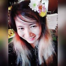 Profil Pengguna Krisha Camille