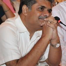 Amitava User Profile