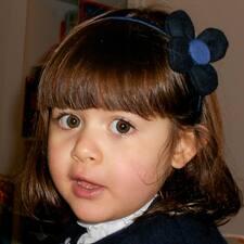 โพรไฟล์ผู้ใช้ Ana Sofia