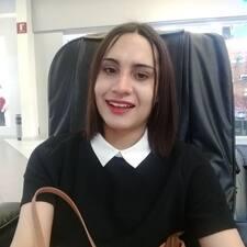 Gebruikersprofiel Sofía