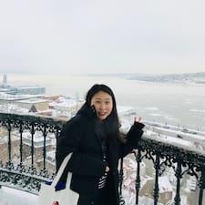 Yeeun - Uživatelský profil