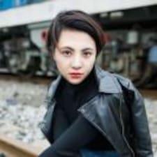 卓菲 felhasználói profilja