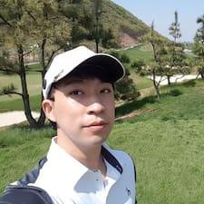 Användarprofil för Won Seok