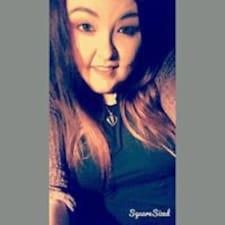 Kayla felhasználói profilja