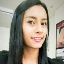 Profil utilisateur de Monica Alexandra