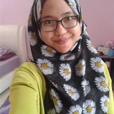 Amirah User Profile