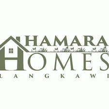 Hamara的用戶個人資料