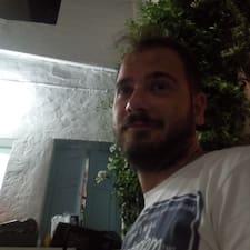 Profil utilisateur de Nikos