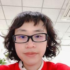 Henkilön Jia käyttäjäprofiili