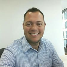 Andres Felipe felhasználói profilja