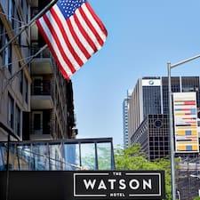 The Watson Hotel User Profile