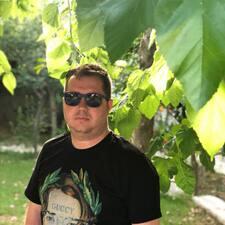 Henkilön Kemal käyttäjäprofiili