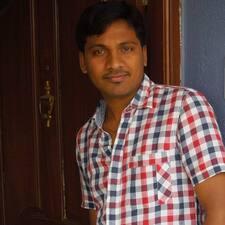 Henkilön Srinivas käyttäjäprofiili