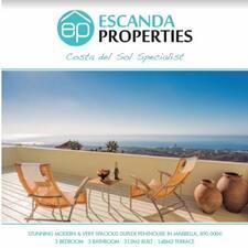 Profilo utente di Escanda Properties