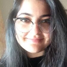 Maria Chiara felhasználói profilja