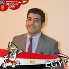 Muhammed felhasználói profilja