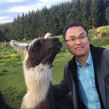 Carson(JINGWEI) Profile ng User