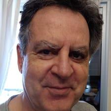 Profil utilisateur de Stefanos