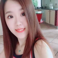 Dana felhasználói profilja
