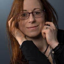 Profil Pengguna Friederike