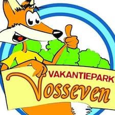 Vosseven felhasználói profilja