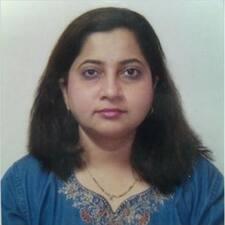 Vaidehi的用戶個人資料