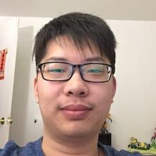 Profil utilisateur de Haojie