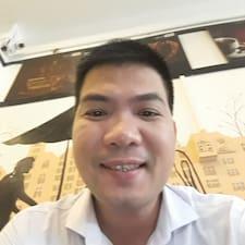 Toan - Uživatelský profil