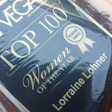 Lorraineさんのプロフィール