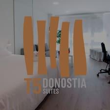 T5 Donostia Suites User Profile