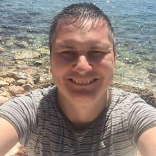 Henkilön Oleg käyttäjäprofiili