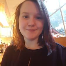 Sina-Isabel felhasználói profilja