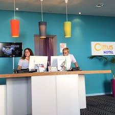 Perfil de usuario de Citrus Hotel