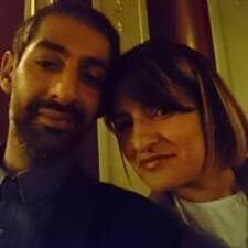 Harjesh felhasználói profilja