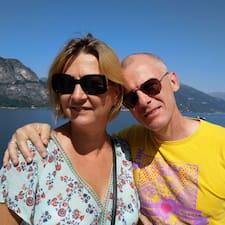Profil korisnika Sandy Et Jérôme