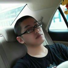 Yunqi felhasználói profilja