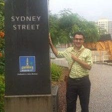 Perfil de usuario de Sydney