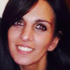 Flavia felhasználói profilja