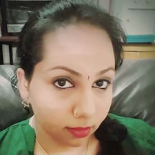 Profil utilisateur de Vidya