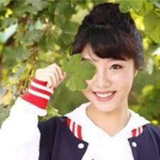 Gebruikersprofiel Yajing