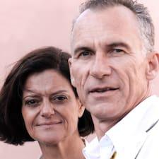 Claire & Éric felhasználói profilja