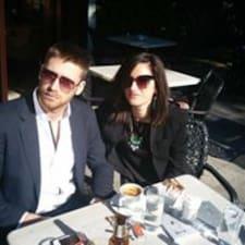 Ilija felhasználói profilja