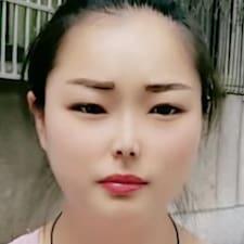 蕾 felhasználói profilja