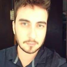 Henkilön Vinícius José käyttäjäprofiili